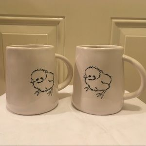 Accessories - NWT Lot Of Two (2) Rae Dunn Peep Mugs